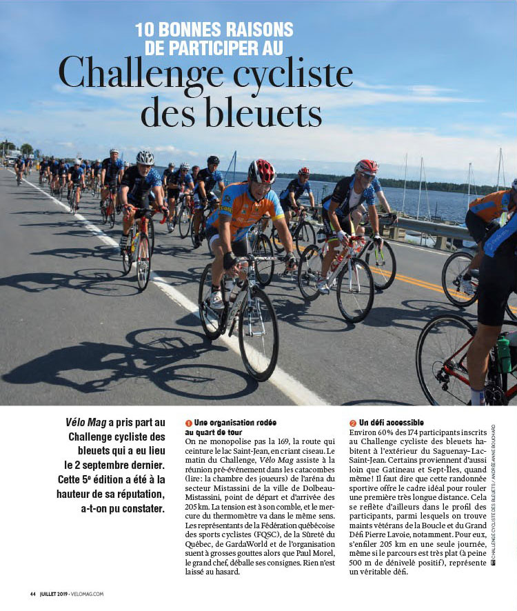 Article VeloMag 2019 01